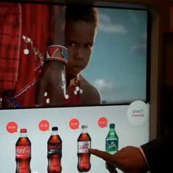Coca-Cola y Google se asoman al futuro de las máquinas expendedoras de bebidas