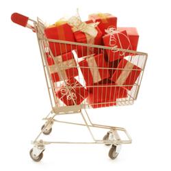 Los compradores en Navidad gastarán menos en regalos, pero más en sí mismos