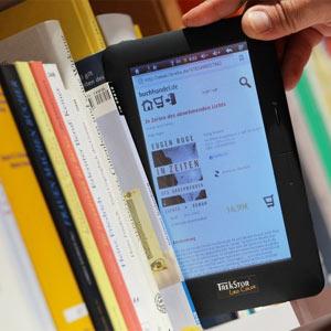 La Feria del Libro de Frankfurt se contagia de la fiebre de los ebooks