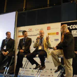 J. E. Álvarez en Ecomm-Marketing Madrid:
