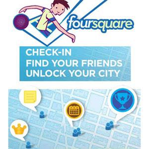 El éxito de Foursquare dependerá de las empresas locales