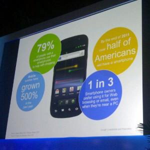 """A.Moss (Google) en la DMA 2011: """"los perfiles de Google+ para empresas estarán disponibles este otoño"""""""