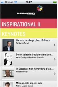 Inspirational 2011 ya tiene aplicación en iTunes
