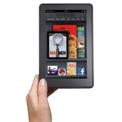 25.000 pedidos al día: el Kindle Fire de Amazon despega fuerte