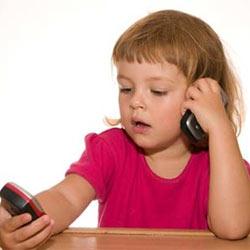 """""""Niños movilizados"""": la mitad de los menores de 8 años accede a las plataformas móviles"""