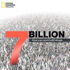 ¿Qué significan 7 billones de personas? Ya hay una aplicación para saberlo