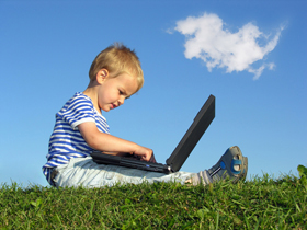Más del 50% de los niños ya ha comprado contenidos digitales antes de los 7 años