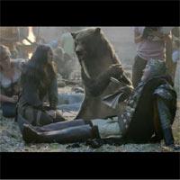 Un oso anda suelto en un spot de Canal +