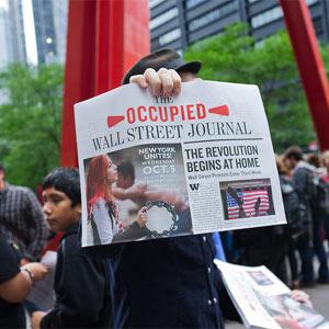 Occupied Wall Street Journal: el periódico de los