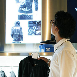 Perchas virtuales: ¿el futuro del