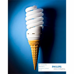 Cuatro agencias se disputan la cuenta global de publicidad de Philips