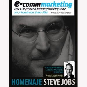 Ecomm-Marketing Madrid acoge la presentación oficial de la biografía autorizada de Steve Jobs