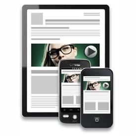 La publicidad móvil coge carrerilla con los formatos rich media