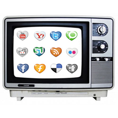 ¿Hacia dónde están llevando las redes sociales a la televisión?