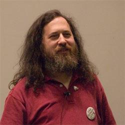 Richard Stallman y su