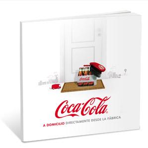 Coca-Cola ahora se sirve a domicilio