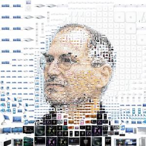 ¿Se puede escribir una noticia sólo a base de tweets sobre Steve Jobs? Sí, se puede