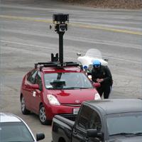 Google Street View se pasa a la fotografía de interiores