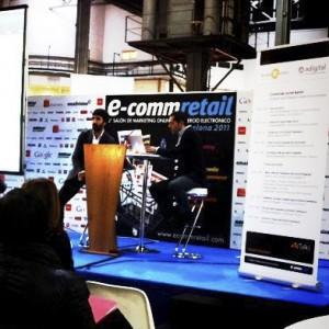 Social Media al completo en Ecomm-Marketing de la mano de Territorio Creativo y adigital