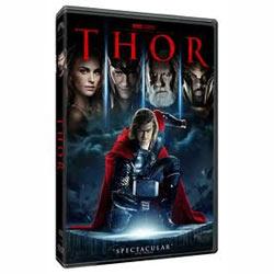 Thor da un empujón a la venta de películas en DVD y Blu-Ray