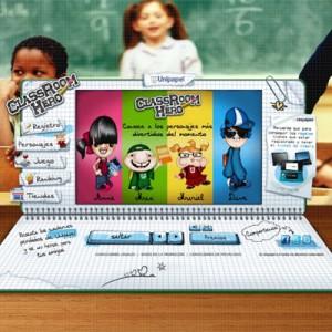 Una acción online de Grupo EÑE Comunicación para Unipapel