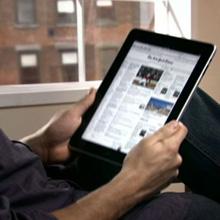 Los usuarios de tabletas son los que pasan más tiempo online