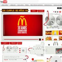 McDonald's celebra su 30 aniversario en España