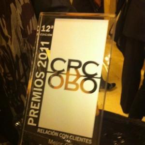 Premios CRC Oro 2011: cuando la relación con los clientes se convierte en un valor diferencial
