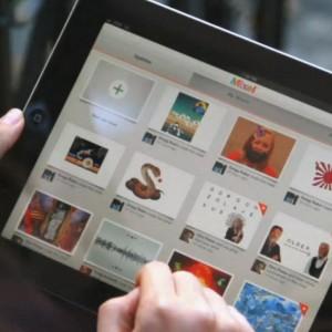 Nace Mixel, la aplicación de iPad que nos permite compartir nuestra creatividad