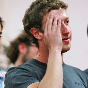 Mark Zuckerberg reconoce