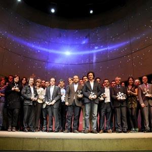 Apple y Samsung, los grandes ganadores de los Premios Xataka 2011