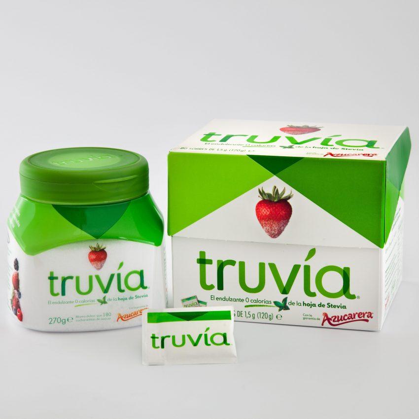 Llega a España Truvía, el endulzante 0 calorías de la hoja de Stevia, de la mano de Azucarera