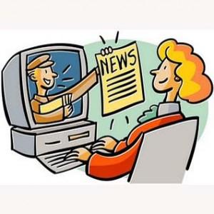 Los principales periódicos online de EEUU aumentan sus visitas un 63%