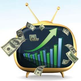 La presión publicitaria en TV crece un 3,9% en octubre, según Ymedia