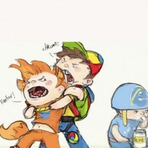Internet Explorer: el niño tonto de los navegadores