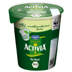 A Danone se le vuelven a indigestar los yogures Activia, esta vez en Alemania