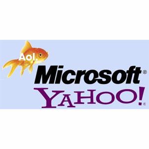 Yahoo!, AOL y Microsoft iniciarán su alianza contra Google y Facebook en enero