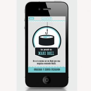 Convierte tu smartphone en una caña y péscalo todo en Inspirational 2011