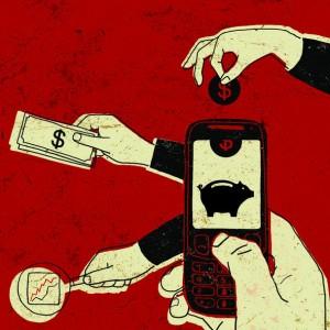 ¿Cómo están empezando a interactuar los bancos con sus clientes mediante las aplicaciones?