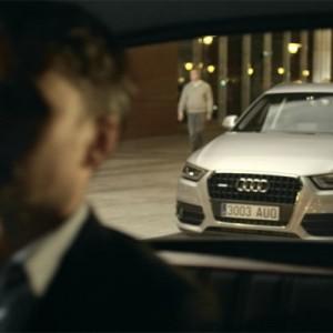 """Spot """"Visionario"""" para el Audi Q3 realizado por DDB"""
