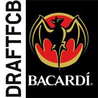 DRAFTFCB trabajará con Bacardi