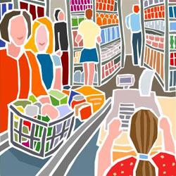 El comercio minorista no da la espalda a la publicidad clásica