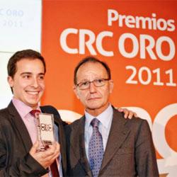 Grupo GSS logra dos oros en los premios CRC