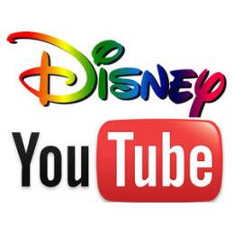 YouTube y Disney llegan a un ambicioso acuerdo audiovisual