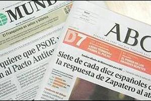 El Mundo y ABC se unen por la crisis en la prensa de papel