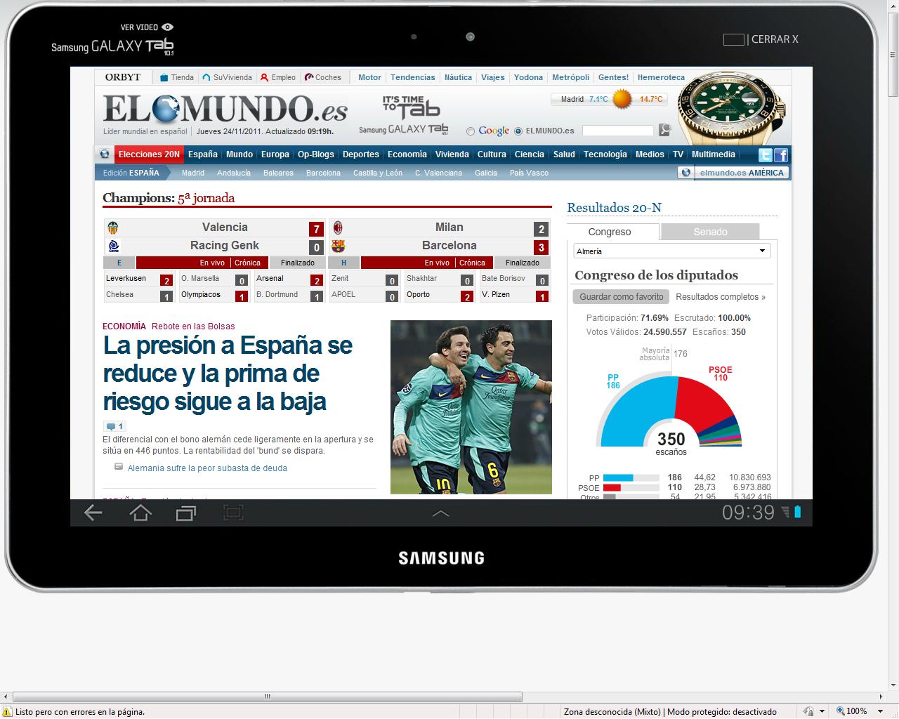 Branded content en la prensa online se for Diarios de espectaculos online