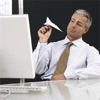 Los altos directivos esquivan las redes sociales