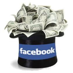 ¿Cuánto vale nuestra página de Facebook en euros?