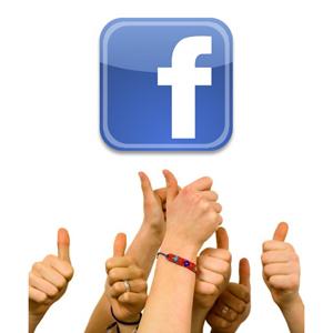Mil fans en Facebook equivalen a sólo un clic