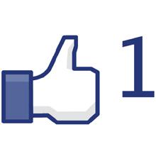 Las páginas de marcas en Facebook tienen sólo un 9% de